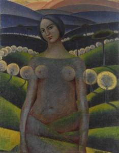 Gerardo Dottori - Simpatia (1922)