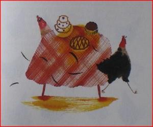 La favola delle due galline - Fenoglio
