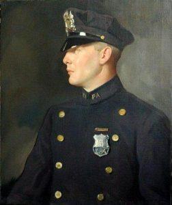 the perfect policeman - leopold seyffert