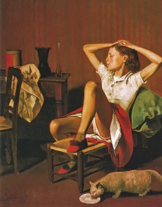 Balthus-Thérèse-rêvant-1938