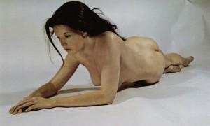 john de andrea - reclining woman 1970