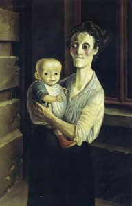 mother-with-child-1921-otto-dix